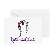 RhythmicChick Greeting Cards (Pk of 10)