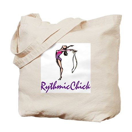 RhythmicChick Tote Bag