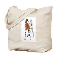 Appaloosa Foal Tote Bag