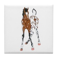 Appaloosa Foal Tile Coaster