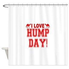 Hump Day Shower Curtain
