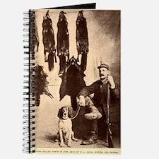 Coon Hunter Journal