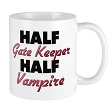 Half Gate Keeper Half Vampire Mugs