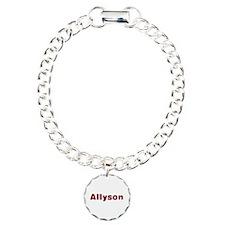 Allyson Santa Fur Bracelet