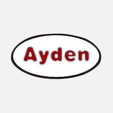 Ayden Santa Fur Patch