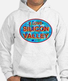 I Love Silicon Valley Hoodie