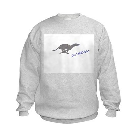 Got Speed? Kids Sweatshirt