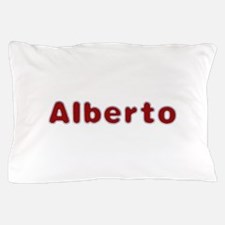 Alberto Santa Fur Pillow Case