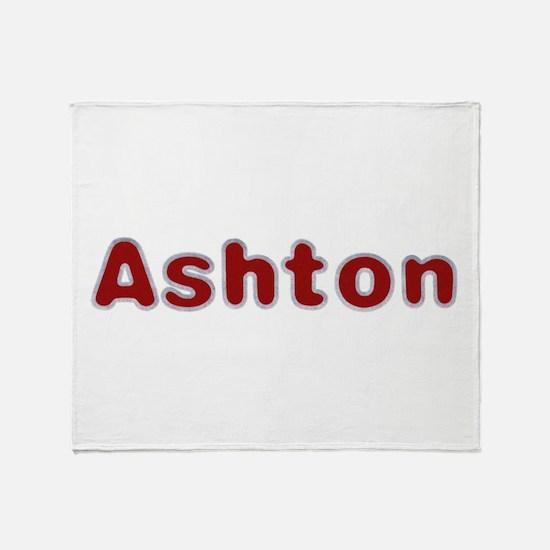Ashton Santa Fur Throw Blanket