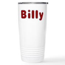 Billy Santa Fur Travel Mug