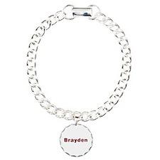 Brayden Santa Fur Bracelet