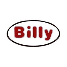 Billy Santa Fur Patch