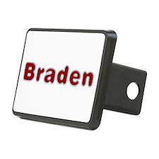 Braden Santa Fur Hitch Cover