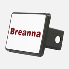 Breanna Santa Fur Hitch Cover