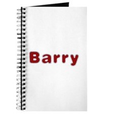 Barry Santa Fur Journal