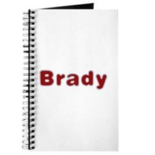 Brady Santa Fur Journal