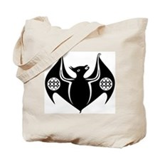 AbOriginalzc Mimbres Bat Tote Bag