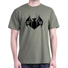 AbOriginalzc Mimbres Bat T-Shirt