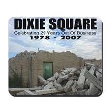 29 Yrs. Out Of Business Mousepad