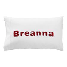 Breanna Santa Fur Pillow Case