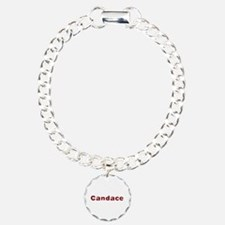 Candace Santa Fur Bracelet