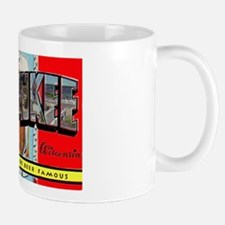 Milwaukee Wisconsin Greetings Mug