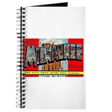 Milwaukee Wisconsin Greetings Journal