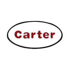 Carter Santa Fur Patch