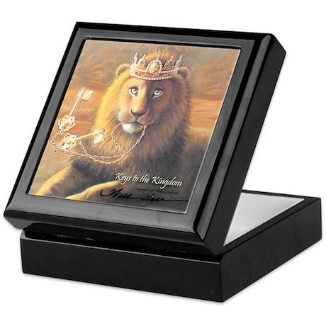 """Keys to the Kingdom"" Fine Art Gift Box"