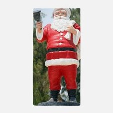 SantaClaus001b Beach Towel