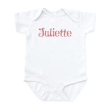 Juliette Infant Bodysuit