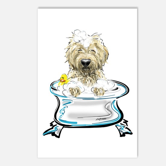 Rub-a-Dub Doodle Postcards (Package of 8)