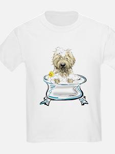 Rub-a-Dub Doodle Kids T-Shirt