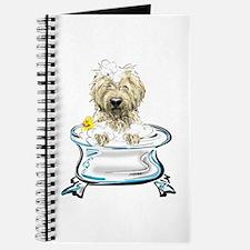 Rub-a-Dub Doodle Journal