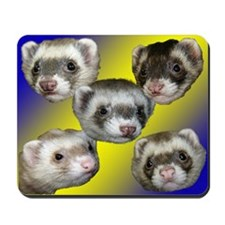 Fantastic Five Mousepad #2