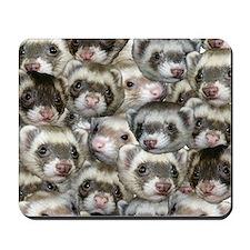 Fantastic Five Mousepad #4