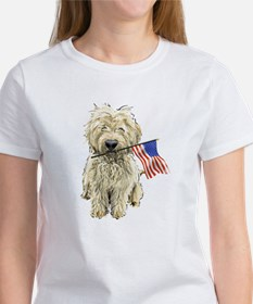 4th of July Doodle Women's T-Shirt