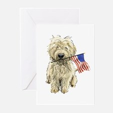 4th of July Doodle Greeting Cards (Pk of 10)