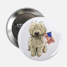 4th of July Doodle Button