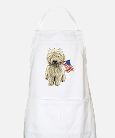 4th of July Doodle BBQ Apron
