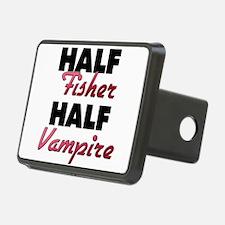 Half Fisher Half Vampire Hitch Cover