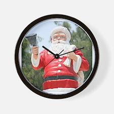 SantaClaus001Q Wall Clock