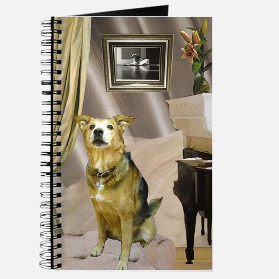 Shepherd Mix Journal
