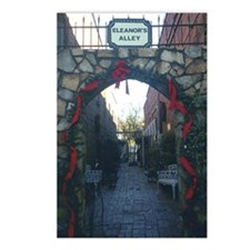 Eleanor's Alley Postcards (Package of 8)