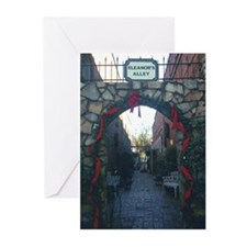Eleanor's Alley Greeting Cards (Pk of 10)