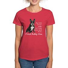 Frenchie Mom T-Shirt