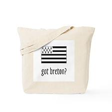 got breton? Tote Bag