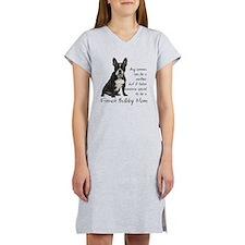Frenchie Mom Women's Nightshirt
