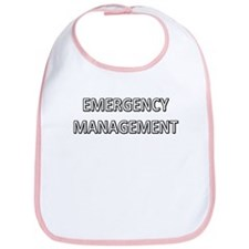 Emergency Management - White Bib