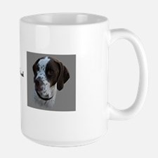 Mud the English Pointer Mug